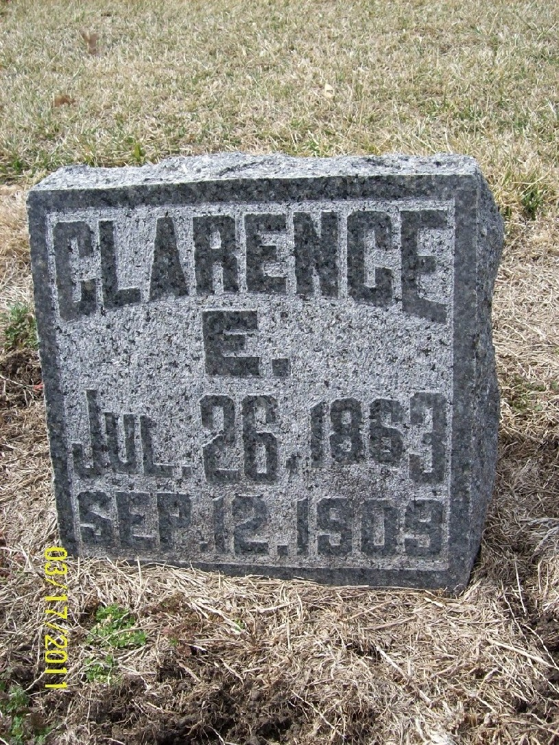 Clarence E. Chase