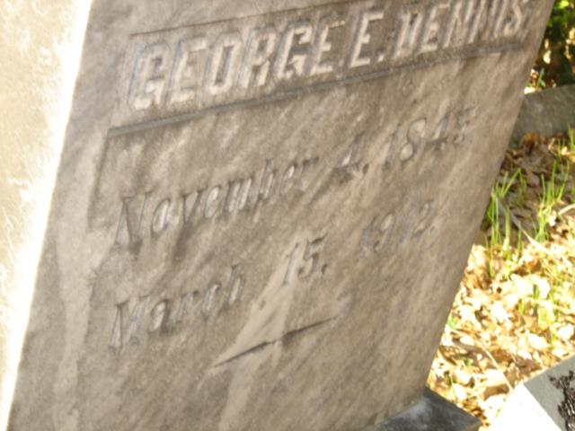 George E Dennis