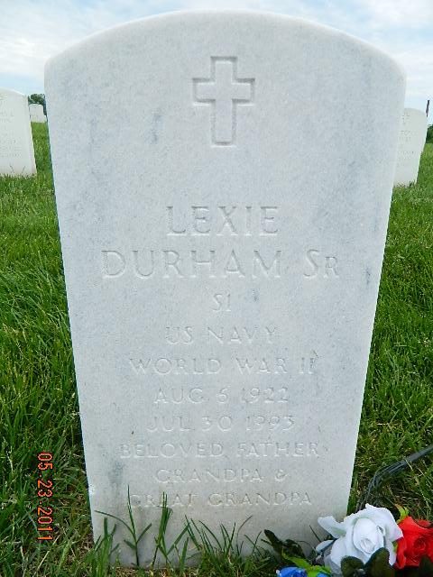 Lexie Durham, Sr