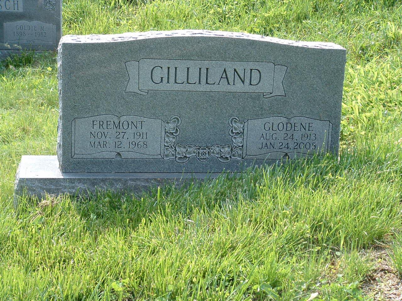 Clifton Fremont Gilliland