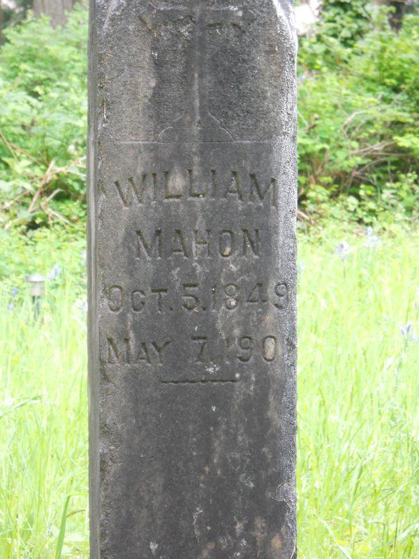 William Mahon