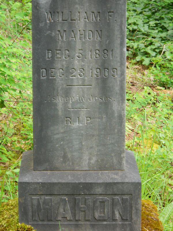 William F. Mahon