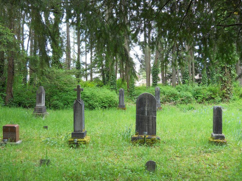 Mahon Family Cemetery
