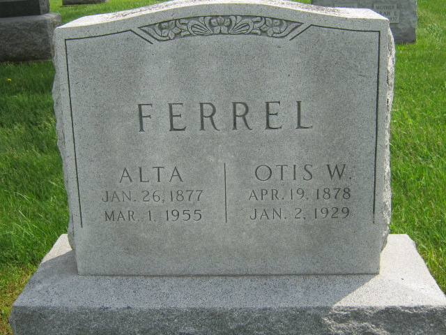 Alta Ione <i>Morgan</i> Ferrel
