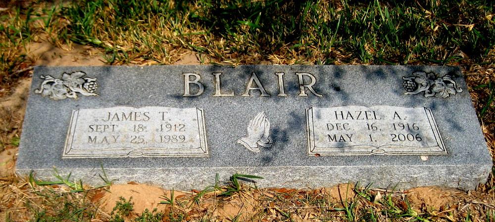 Hazel A. Blair