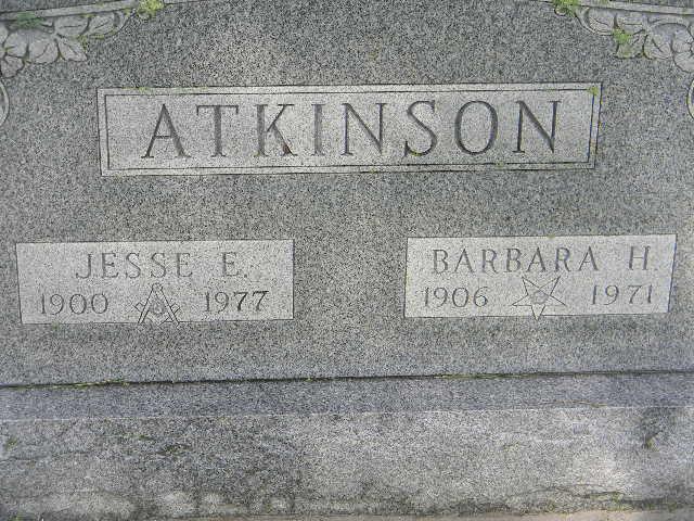 Barbara H. <i>Connelly</i> Atkinson
