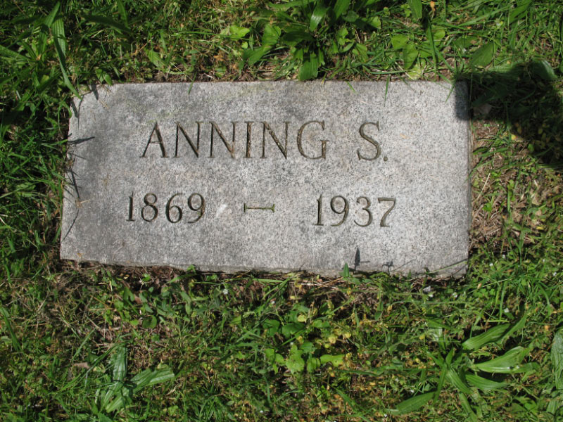 Anning Smith Prall