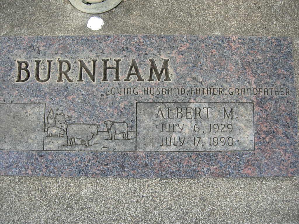Albert Milton Burnham