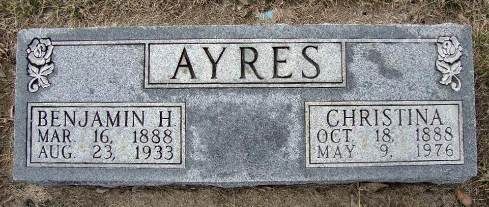 Christina J. <i>Petersen</i> Ayres