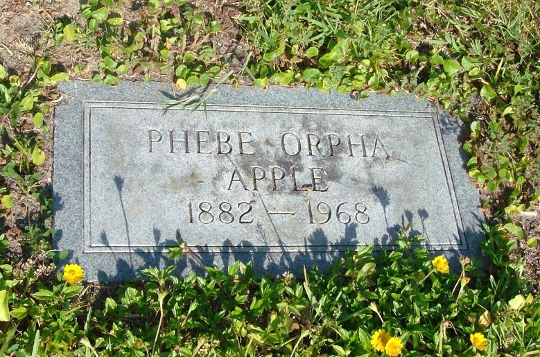 Phebe Orpha <i>Monical</i> Apple