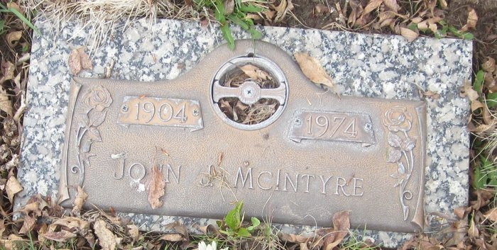 John Joseph McIntyre