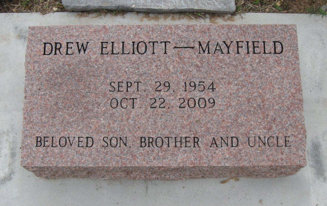 Drew Elliott Mayfield