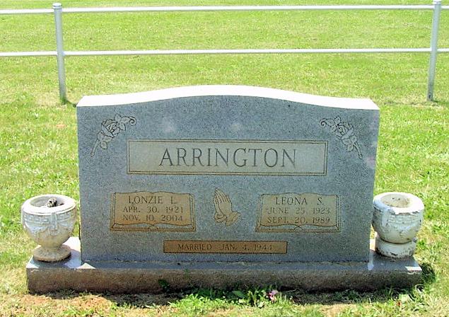 Lonzie Lester Lonnie Arrington