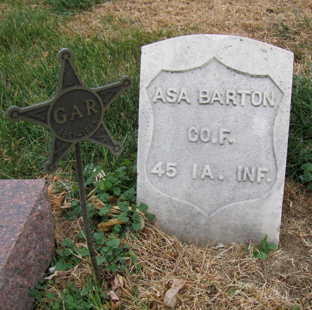 Asa Barton