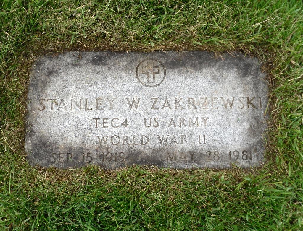 Stanley W. Zakrzewski