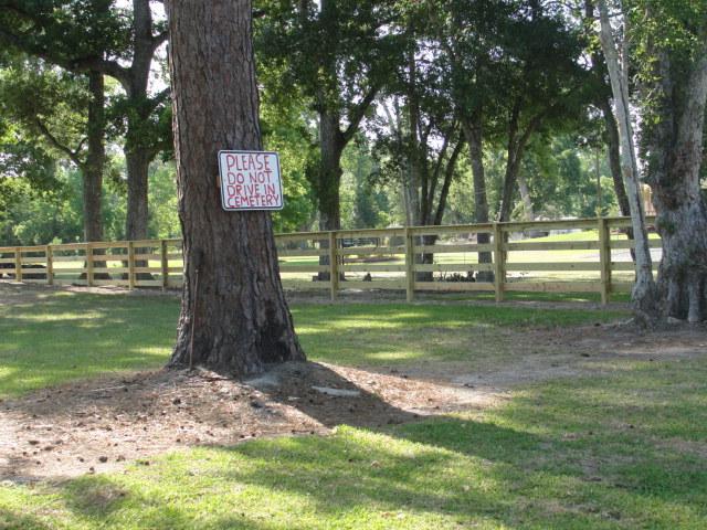 Grayburg Old Cemetery