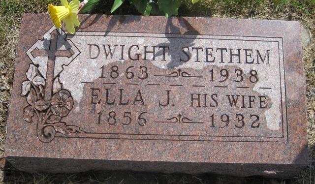 Dwight Stethem