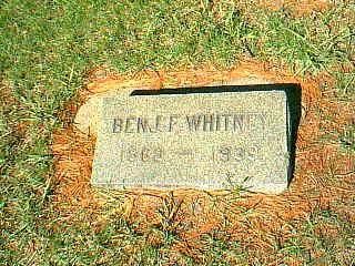 Benjamin F. Whitney