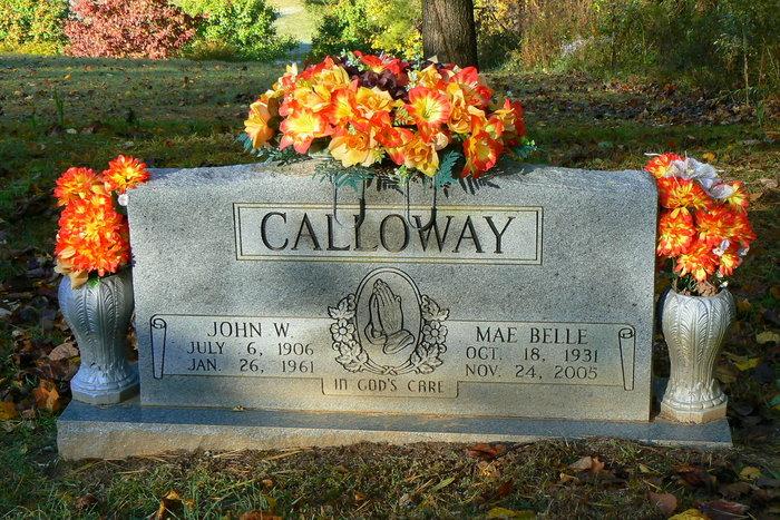 Pvt John Calloway