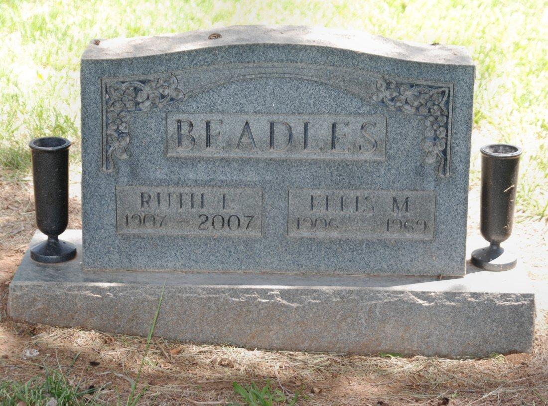Ruth Lillian <i>Bales</i> Beadles