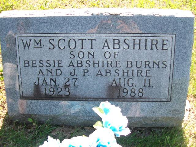 William Scott Abshire