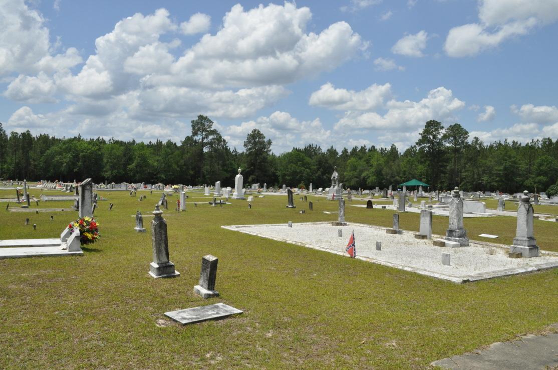 Hardens Chapel United Methodist Church Cemetery