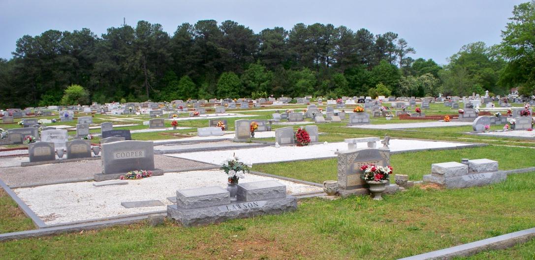 Powder Springs City Cemetery