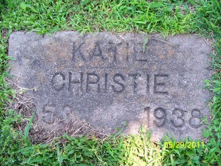 Katie Christie