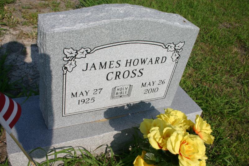 Sgt James Howard Cross