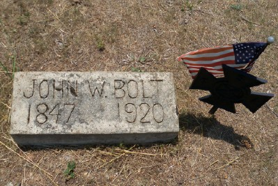 John William Bolt