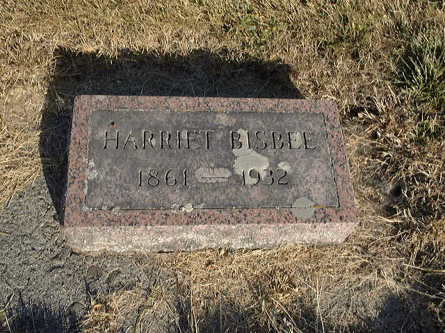 Harriett L <i>Huff</i> Bisbee