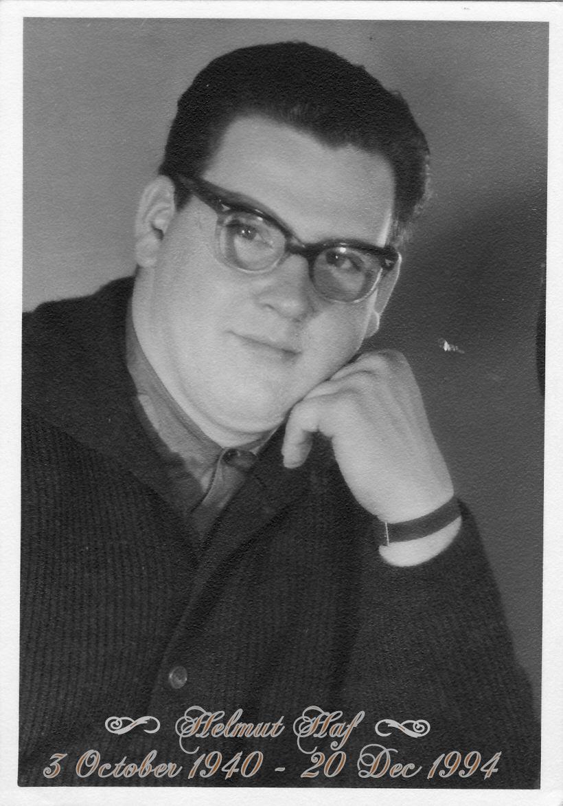 Helmut Haf
