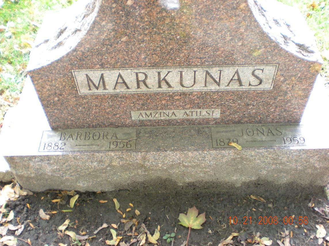 Barbora Markunas