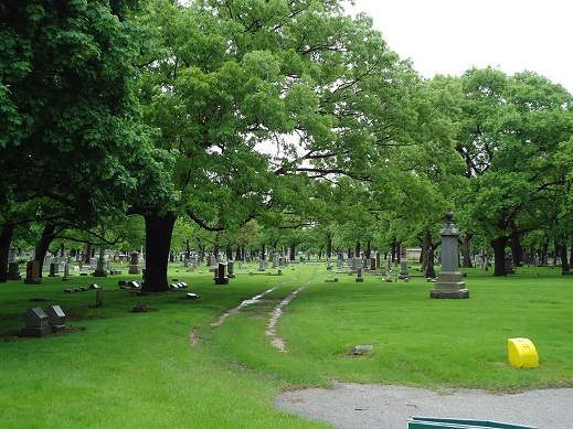 Rosehill Cemetery and Mausoleum