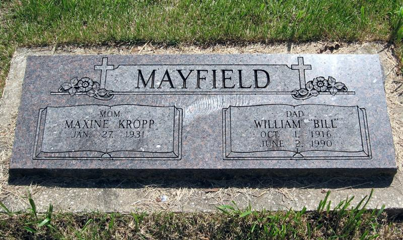 William Montgomery Mayfield