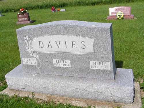 Ora J Davies