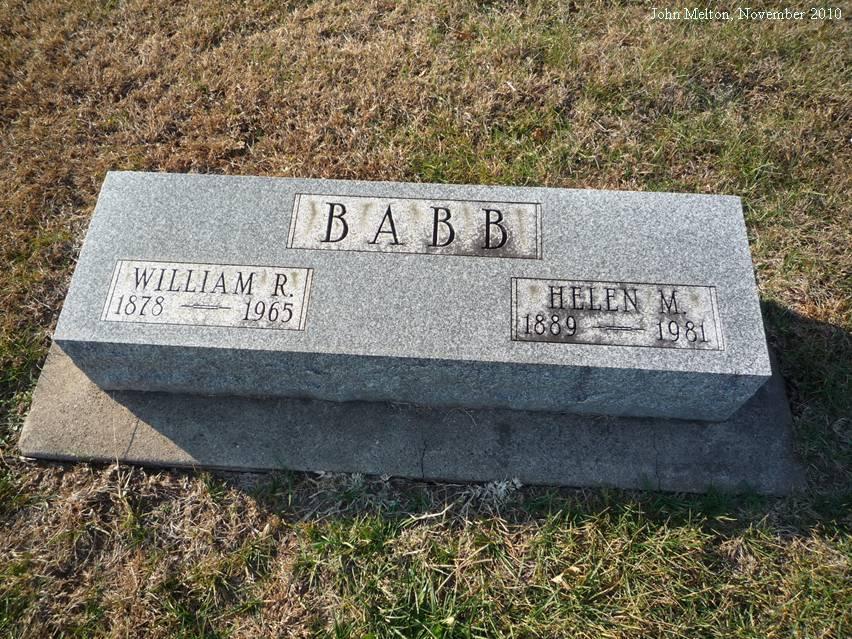 William Richard Babb
