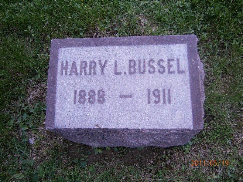 Harry Looney Bussel
