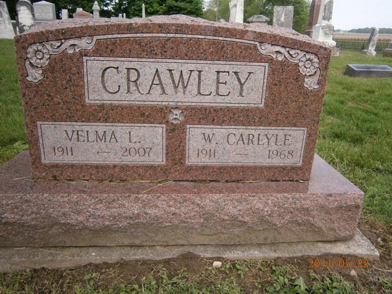 Walter Carlyle Crawley