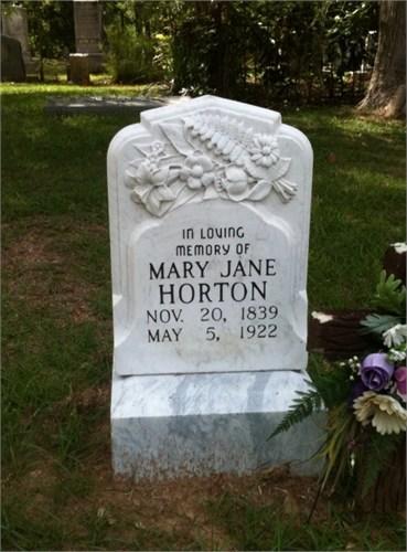 Mary Jane Horton