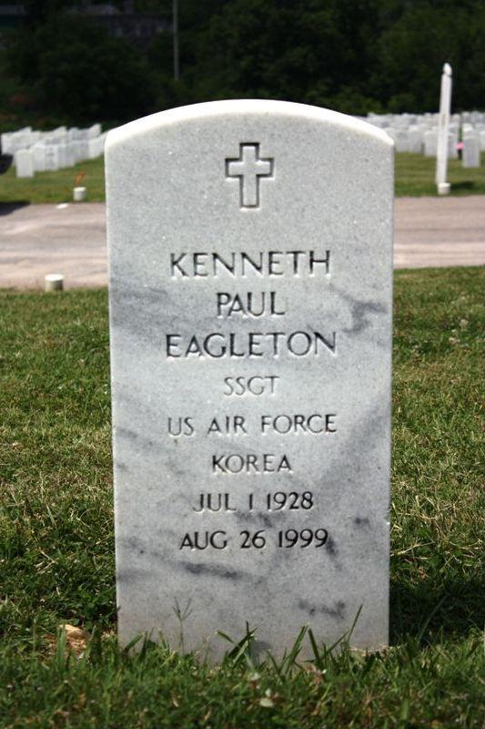 Rev Kenneth Paul Eagleton, Sr
