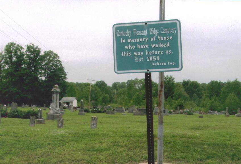 Kentucky Ridge Cemetery