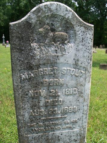 Margaret <i>Hanna</i> Stout