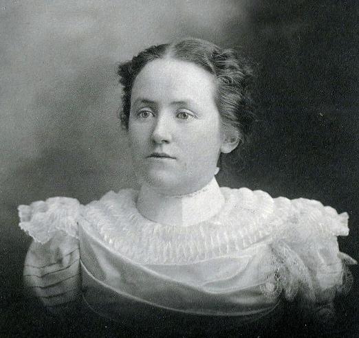Mary Schofield Mamie <i>Wood</i> Hoag