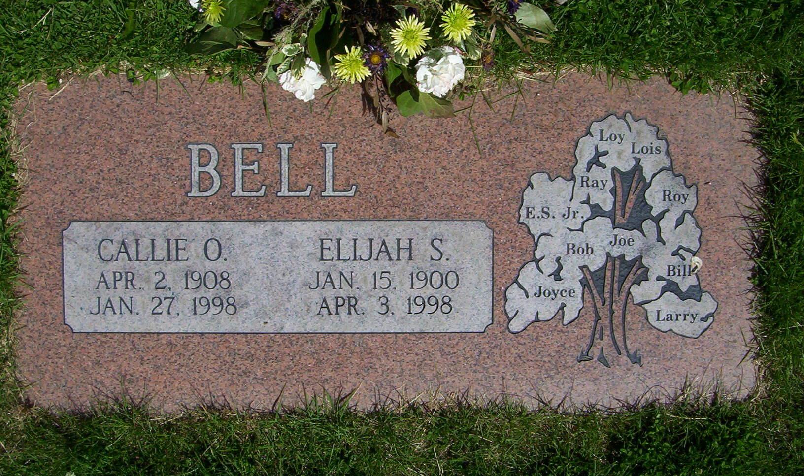 Callie Ovel <i>Church</i> Bell
