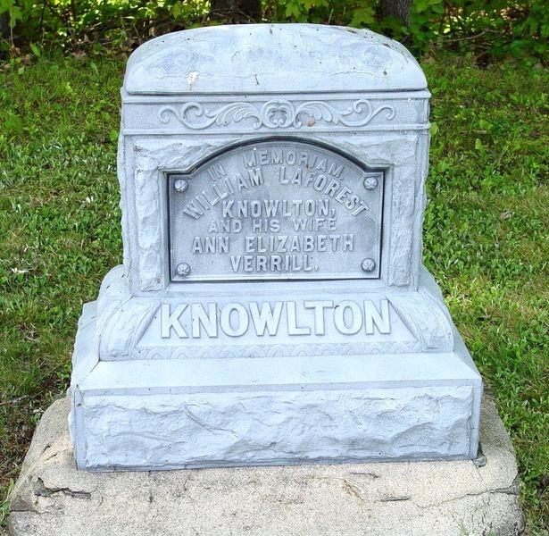 Ann Elizabeth <i>Verrill</i> Knowlton