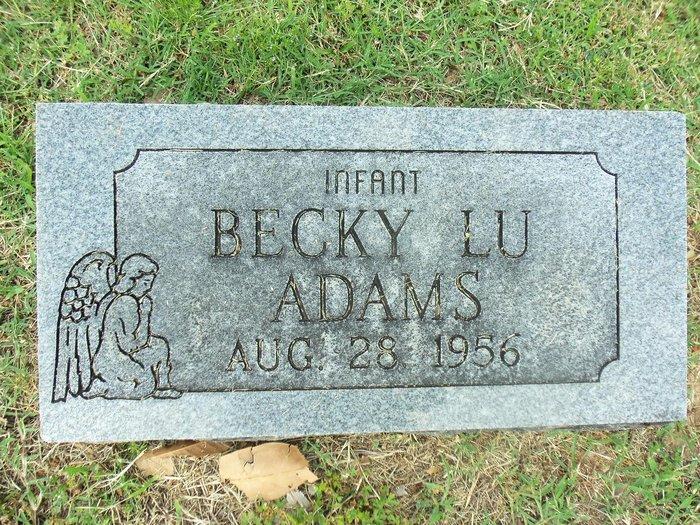 Becky Lu Adams