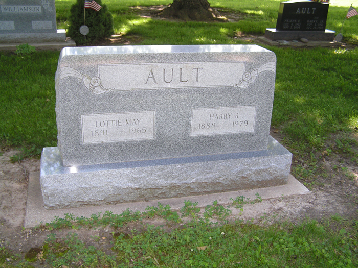 Lottie May <i>Beck</i> Ault