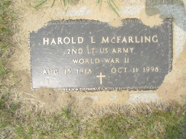 Harold Leaven McFarling