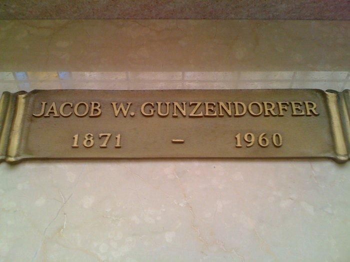 Jacob Gunzendorfer